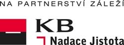 Logo Nadace KB Jistota