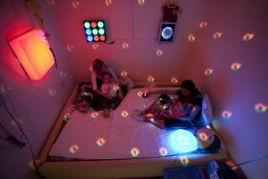 psychorelaxační místnost