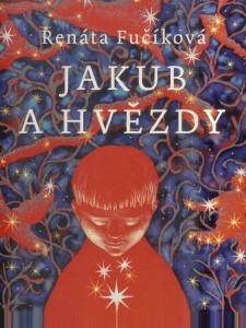Jakub a hvězdy - titulní strana knížky