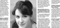 Návštěva redaktorky Pražského deníku