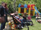 Zahradní slavnost pro naše (vaše) děti 2019