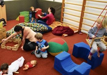 Sobotní dětský klub
